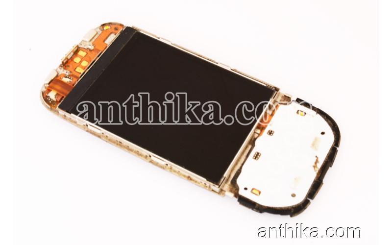 Nokia 7230 Ekran Tuş Board Original Lcd Display UI Keypad Board Slider