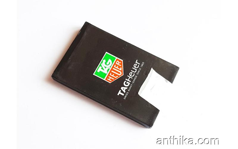Tag Heuer Tagheuer Pil Batarya Battery New Condition