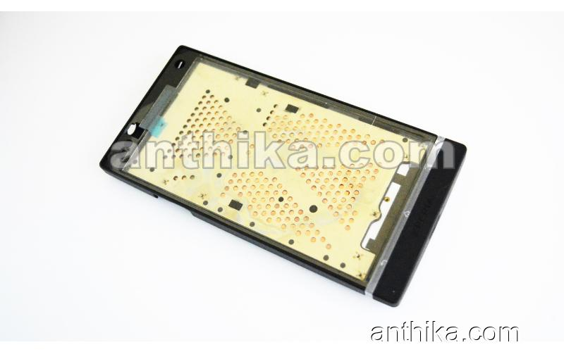 Sony Xperia S LT26 LT26i Kapak Kasa Original Housing Black New