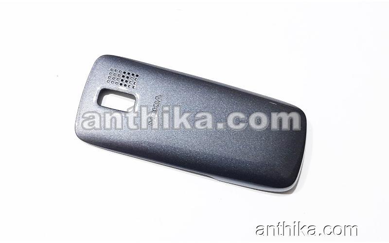 Nokia 112 Kapak Original Battery Cover Dark Gray New 9447632