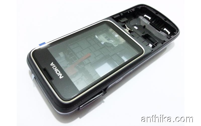 Nokia 2710 Navigation Edition Orjinal Kapak Kasa Housing Black