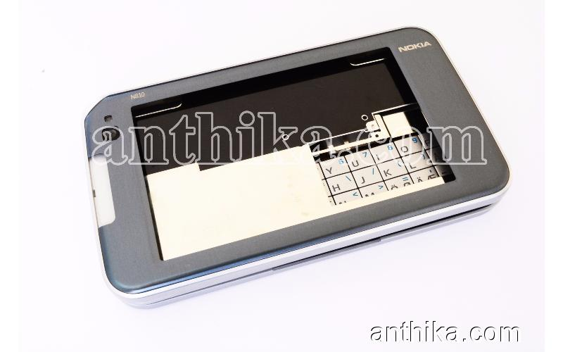 Nokia N810 Kapak Kasa Tuş Original Full Housing New