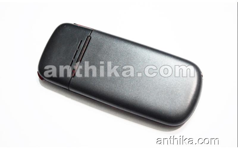 Nokia 1661 Kapak Kasa Tuş High Quality Full Housing Black New
