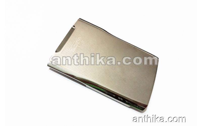 Nokia E71 Kapak Orginal Battery Cover Dark Gray New Condition