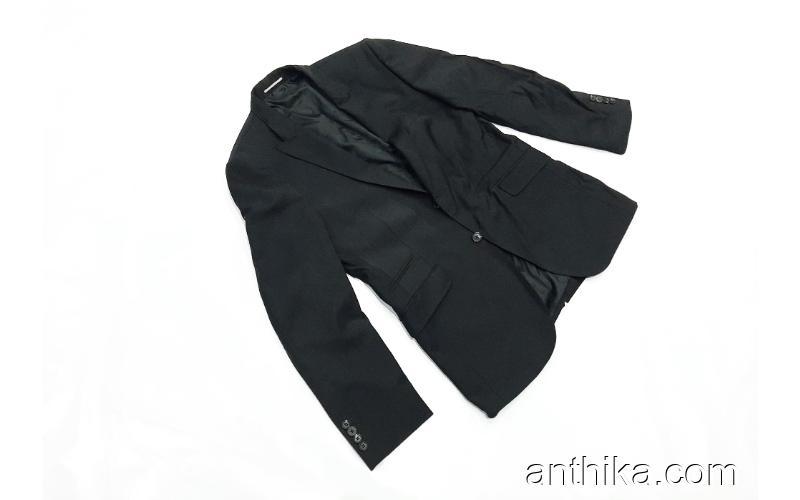 Tween Siyah Blazer Ceket