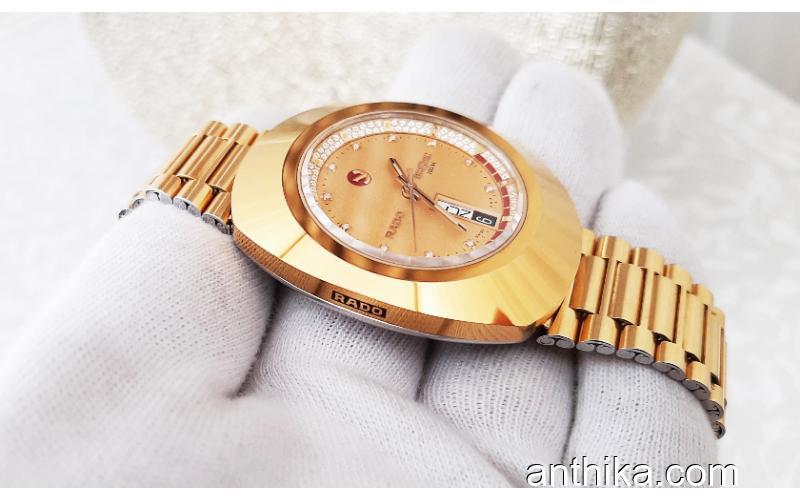 Rado Diastar Gold 200m Diver Otomatik Erkek Kol Saati 636.0460