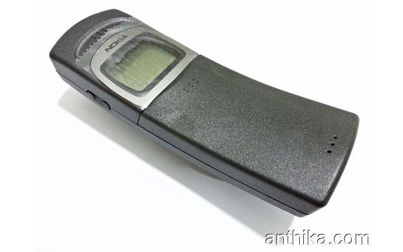 Nokia 8110 Cep Telefonu Matrix Kutusunda KVK Swap Sıfır Cihaz