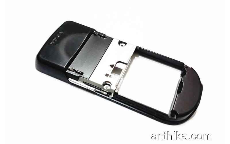 Nokia 8800 Sirocco Kasa Original Middle Cover Black Used-1