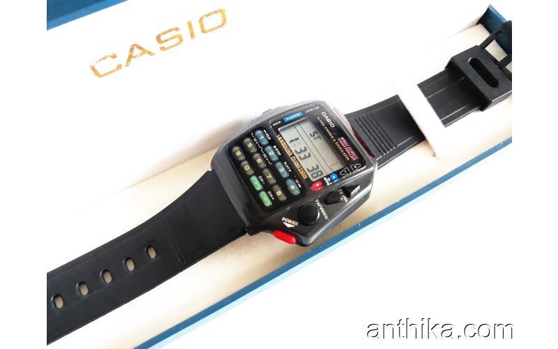 Casio Kumanda Saati Oto Teyp Tv Müzik Seti Kumanda Etmek İsteyene