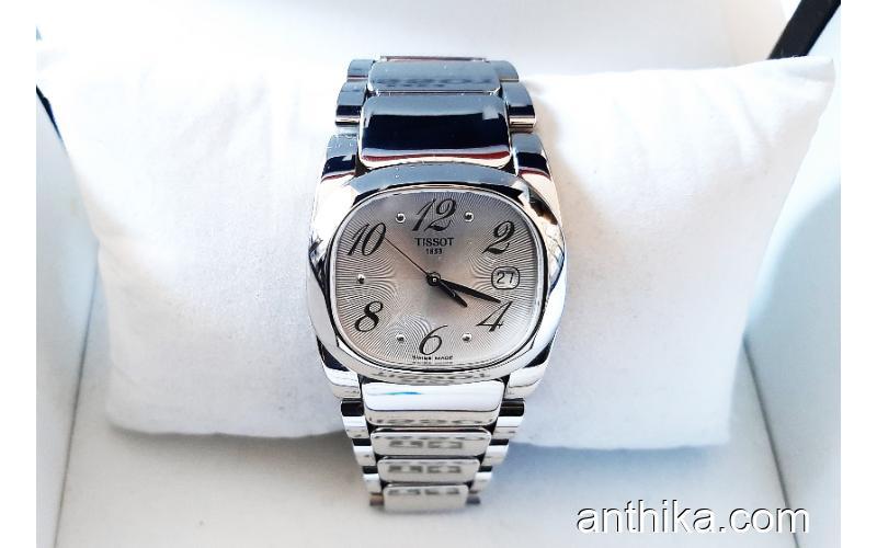 Tissot T009310A Kadın Kol Saati Kutu ve Sertifika ile