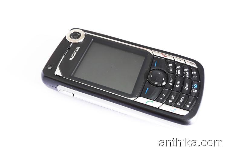 Nokia 6680 ilk 3g Telefonu Sıfır Swap Kutusunda