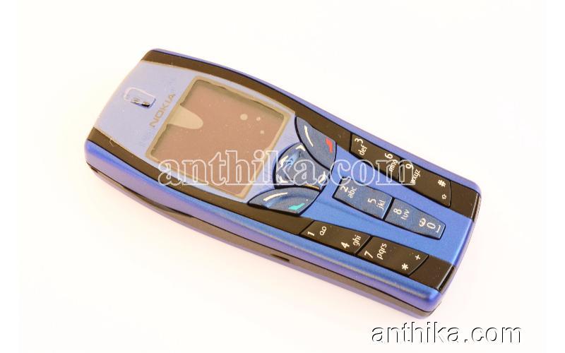 Antika Nokia 7250i Cep Telefonu Sıfır Kutulu Swap Blue ÇANKAYA