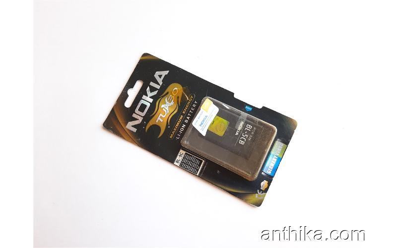 Nokia BL-5CB Batarya Pil High Quality Battery New in Box