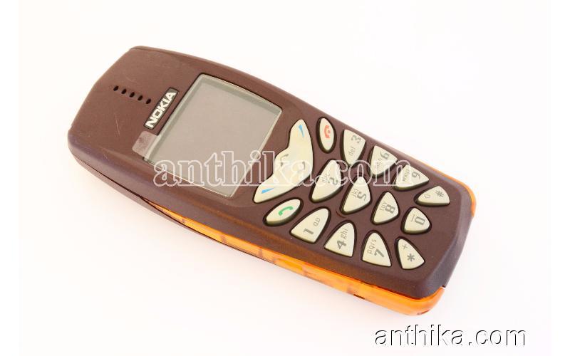 Antika Nokia 3510i Cep Telefonu Sıfır Kutulu Swap Rose ÇANKAYA