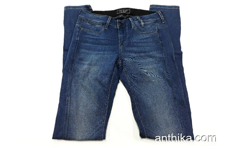 Guess Foxy Skinny Jeans Benzeri Likra Tayt 25 Beden Orjinal Ürün-1