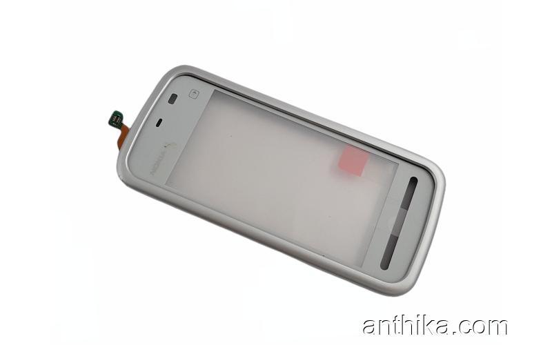 Nokia 5230 Dokunmatik High Quality Touchscreen Digitizer Silver New