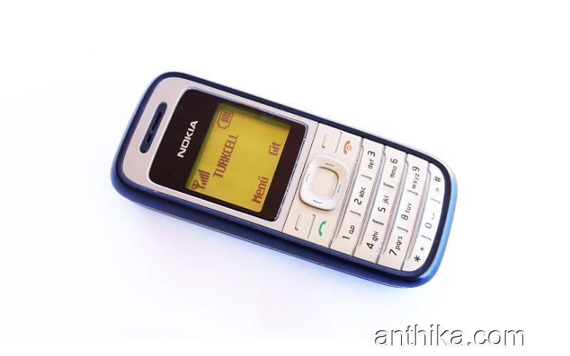 Nokia 1200 Bundan temizi ve orjinali varsa hediye edilecektir