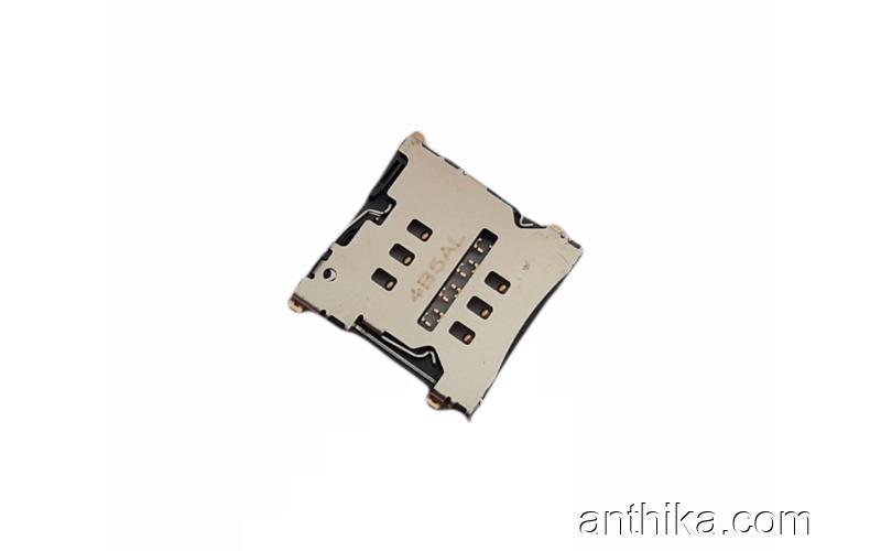 Lg Nexus 4 E960 Sim Yuva Sim Kart Yuvası Original Sim Reader New
