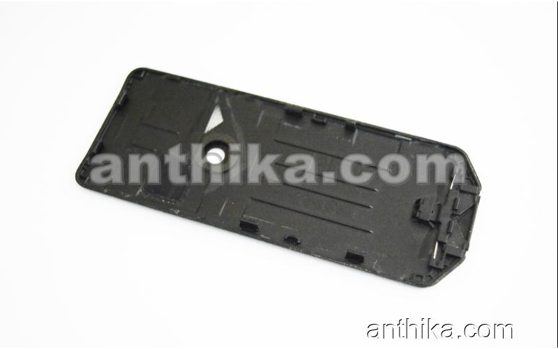 Nokia 7500 Prism Kapak Original Battery Cover Black Used