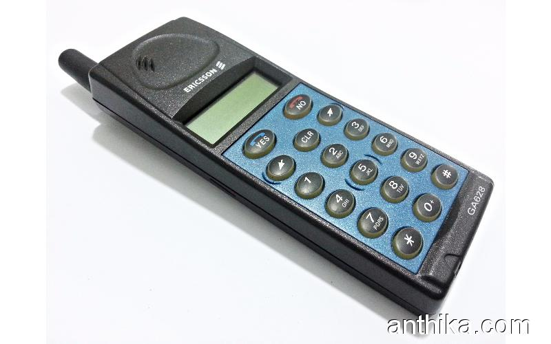 Sony Ericsson GA628 628 Cep Telefonu Tek Kusuru Donma Problemi