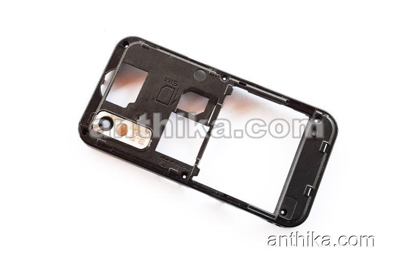 Samsung S5230 Kasa Original Middle Cover Black Used
