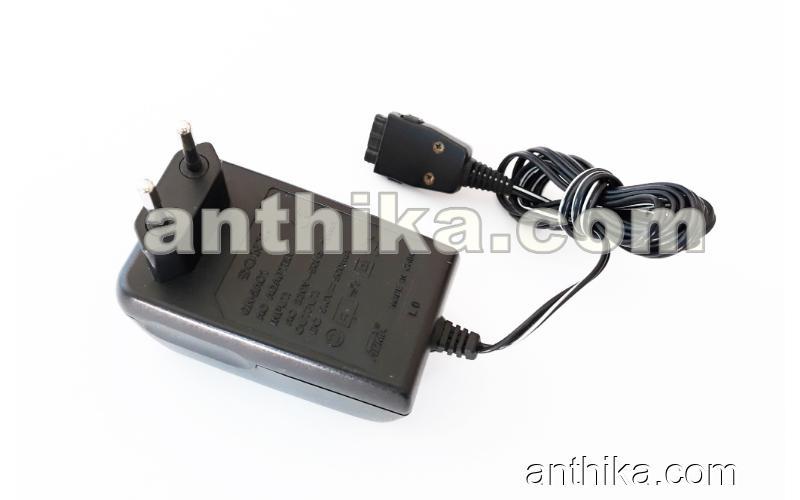 Sony Cmd-Cd5 Şarj Aleti Original Charger New Condition QN-2AC1