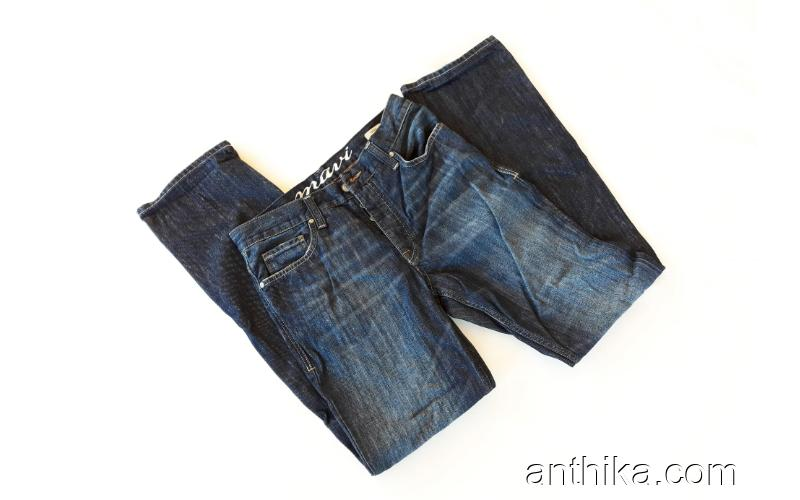 Mavi Jeans Deniz Classic Slim Fit Kot Pantolon Jeans 32x34 Beden
