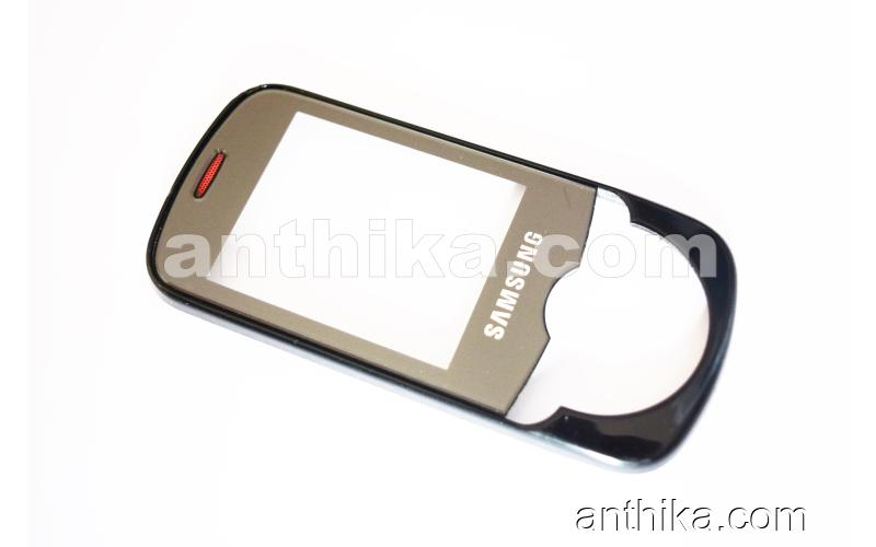 Samsung M2510 Kapak Original Front Cover Black Used