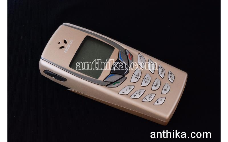 Antika Nokia 6510 Cep Telefonu Sıfır Kutulu Swap Gold