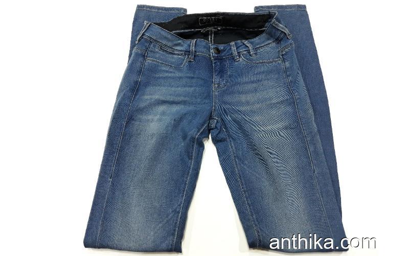 Guess Foxy Skinny Jeans Benzeri Likra Tayt 25 Beden Orjinal Seri Sonu