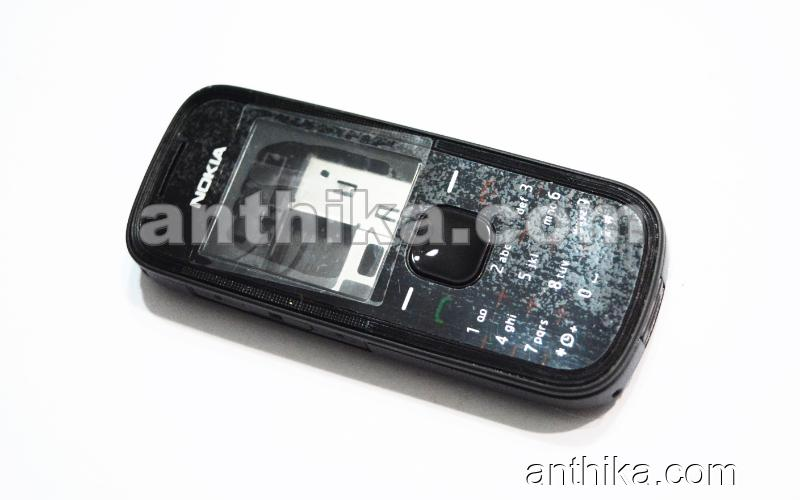 Nokia 5030 Kapak Kasa Tuş High Quality Full Housing Body Kit Black New