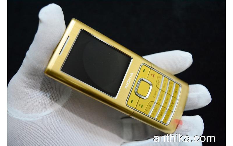 Nokia 6500 Classic Gold