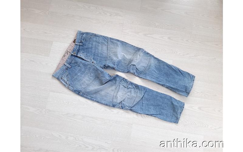 G-Star Raw Kot Pantolon Jeans 36x36 Beden