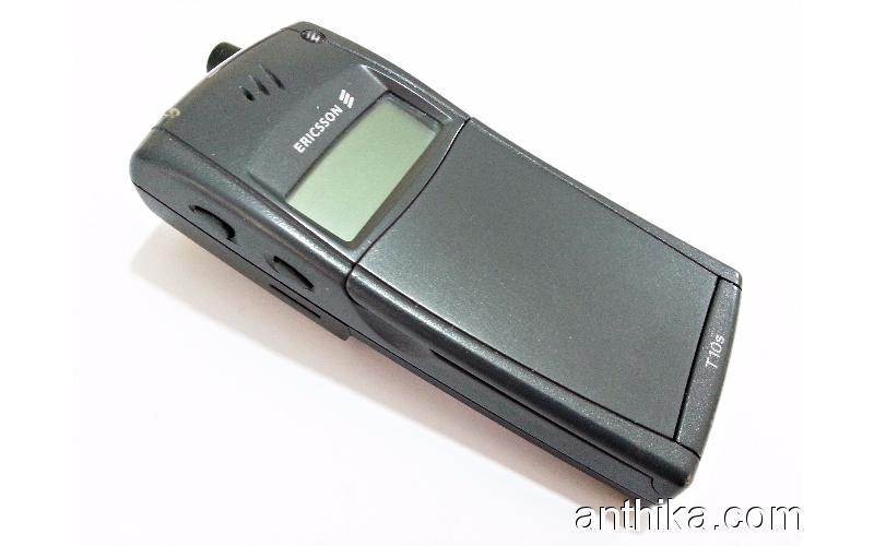 Sony Ericsson T10 T10s Cep Telefonu Antika Kaldı mı Bu Kadar Temizi