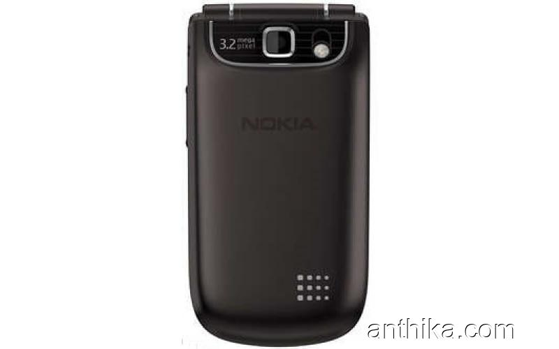 Nokia 3710 Fold Kapak Kasa High Quality Full Housing Black New