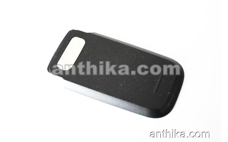 Nokia 6267 Kapak Original Battery Cover Black Used