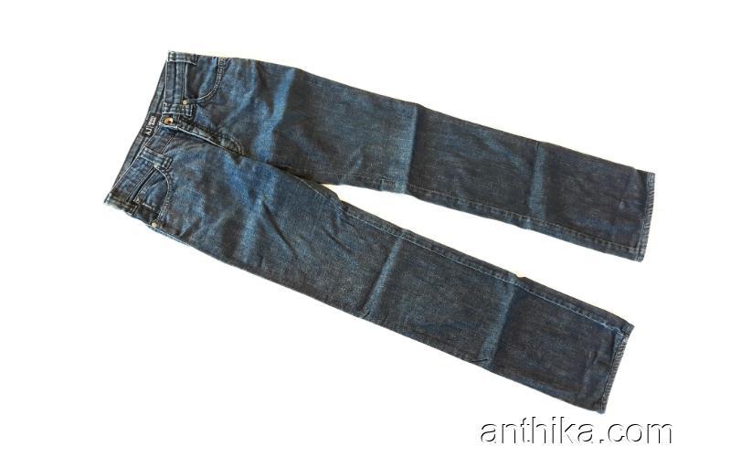 Armani Jeans indigo 008 Seri Erkek Kot Pantolon Jeaans 27x32