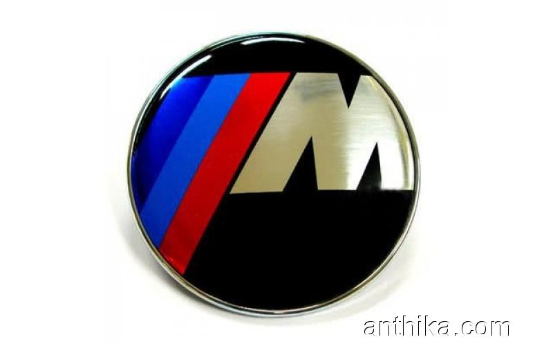 BMW M Power 82mm Amblem