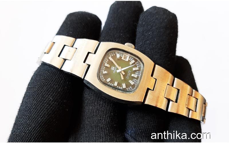 Vintage Tissot Seastar Saat Automatic Antimagnetic Women Watch 32070