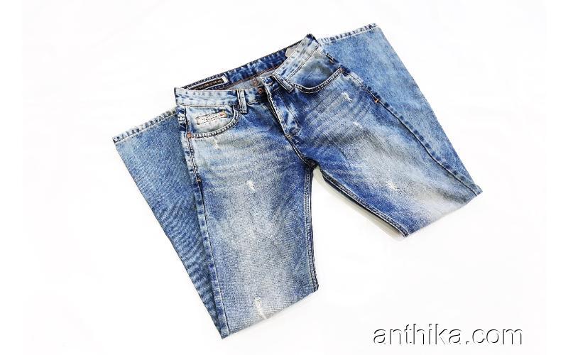 Diesel Kot Pantolon Jeans 30x34 Beden Orjinal Jeans
