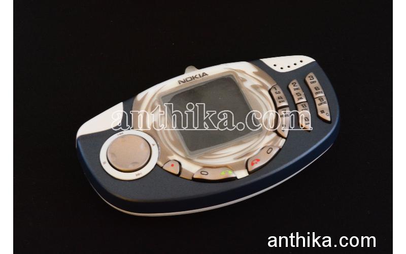 Antika Nokia 3300 Cep Telefonu Blue Swap Çankaya Elden Teslim