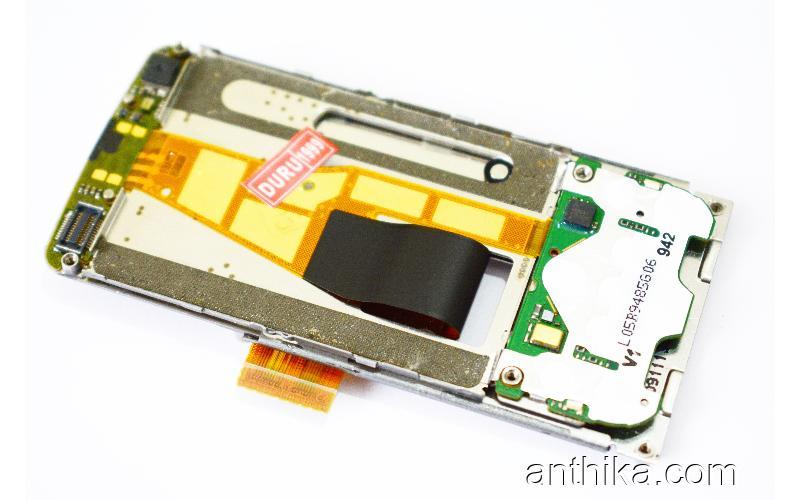 Nokia 6600 Slide Tuş Board Orjinal UI Keypad Board Flex Used