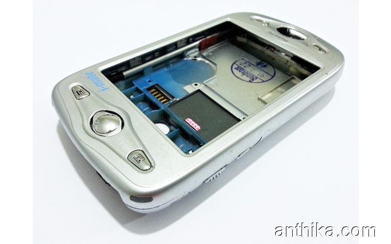 I-Mate PDA2 Pocket Pc Orjinal Full Kasa Kapak Silver Housing