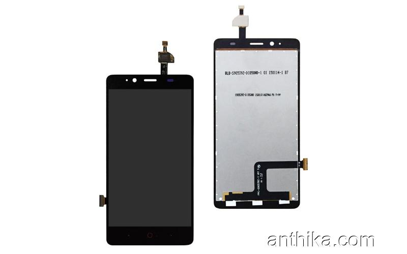 Zte Blade v220 Ekran Dokunmatik Original Lcd Display Black New